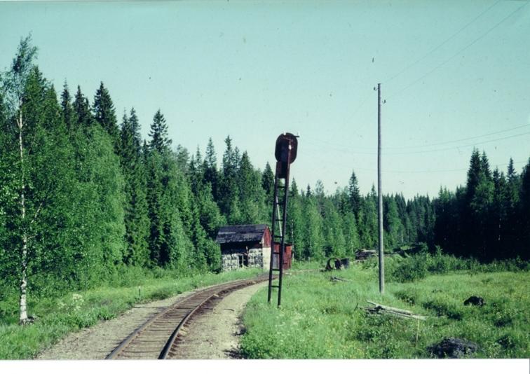 Järvägen på 1950-talet