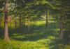 Grönskande skog 1923, Uppsala auktionskammare