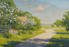 Torpstuga vid sjö 1923, Uppsala auktionskammare