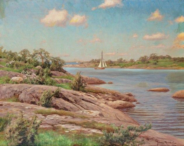Skärgårdssommar 2, 1906, Bukowskis