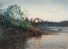 Solnedgång över vattnet 1889, Bukowskis