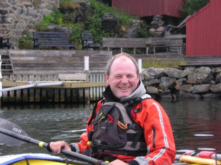 På lördagen blåste det mera. Paul hade anslutit kvällen innan och nu begav vi oss via Gullholmen mot Malö strömmar.