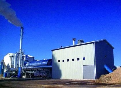 Rezekne, Lettland, Pelletsproduktion 120 000 t/år