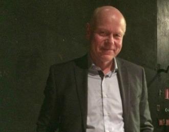 Bo Norin, son till kände tenorsaxofonisten Carl-Henrik Norin.
