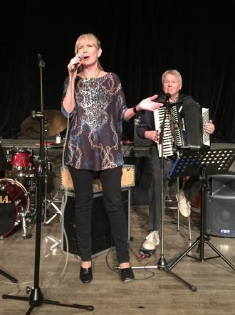 Annica Risberg och Christer Eidebo.
