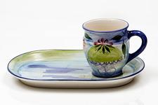 Lena Linderholm keramik Prinsesstårta Trädgårdsset