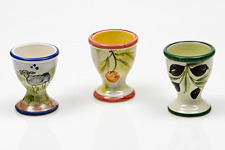 Lena Linderholm keramik Äggkoppar