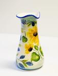 Lena Linderholm keramik Oliver och blommor Karaff