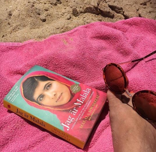 Konsten att ta sig tid för att läsa en bok.