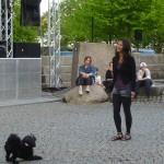 Emilie och Ronja