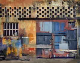 Garage Doors, 72 x 91 cm, edition of 12