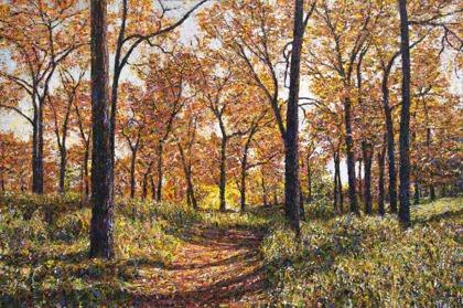 MCI 2137, 2014, Acrylic on canvas, 122 x 183 cm (Sold)