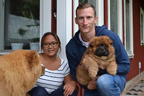 Familjen Sara med Commitment's Made Of Instinct aka Fernando