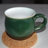 grön mugg  115,-