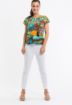 Orientique Australia t-shirt - Strl 12 (38)