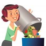 Sortera din sopor rätt och använd kärlen