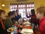 Lunch meeting in Monteseny