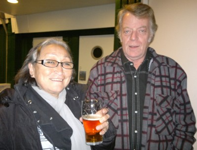 Svenn Syrin (Greeland) and Makka