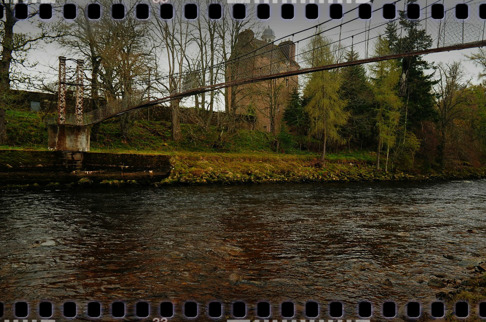 River Dee Lower Invercauld Photo by Thomas Thore