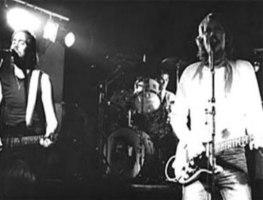 Sista rockturnén. OMB på Kulturbolaget i Malmö senhösten 84. Foto: © Carl Bryngelsson