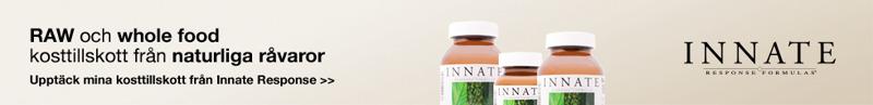 Innate Response - matbaserade kosttillskott