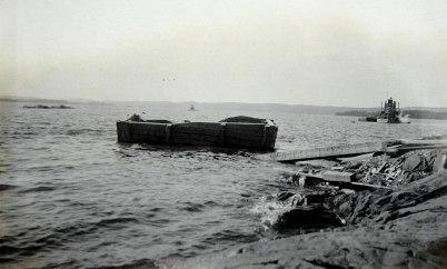 40 Stapellöpt kista 1910 08 05