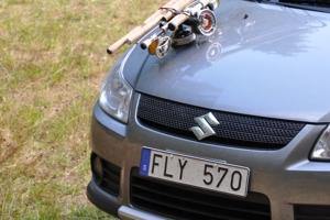 Laxlyckans FLY-mobile, införskaffad 2011