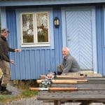 Trivsamt boende på Hallandsboda