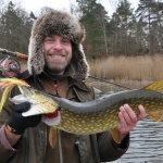 Lyckat gäddfiske