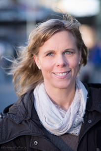 Christine Bjurn, Nacka, Gruppchef, 43 år