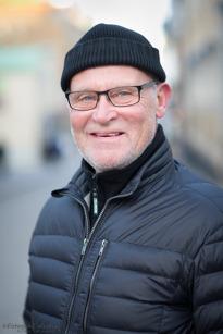 Chrille Sandenskog, Norrtälje, Livsnjutare, 66 år