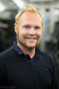 Rickard Einarsson, Östersund, Lokförare, 29 år