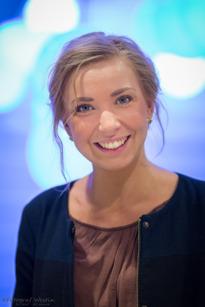 Emilia Almgren, Hammarby Sjöstad, Front Office, 28 år