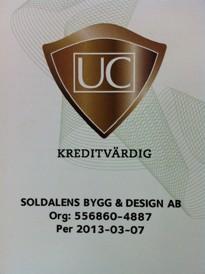 Soldalens Bygg & Design AB