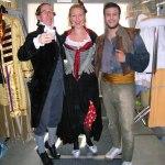 Figaros bröllop, Drottningholmsteatern,Dirigent Mark Tatlow, tenor Vincent Hashmi