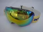 NC14 goggles med två extra linser, putsduk och box.