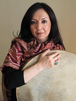 Mahsa Vahdat (Iran) vid Tällberg Forum