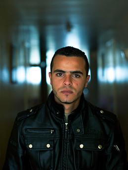 Tunisiske rapparen som satte ord till revolutionen gav en spelning och deltog i ett samtal på Moriska Paviljongen under hösten 2011. Klicka på bilden för mer info.