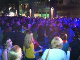 På Kulturfestivalen 2011 genomförde Re:Orient en välbesökt  helkväll på Brunkebergstorg. Klicka på bilden för hela programmet.
