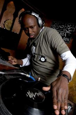 Dj Dudu (Senegal/UK)