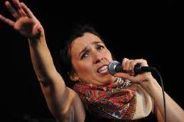 Östblockets sångerska Sofia Berg-Böhm