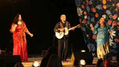Ungerska gruppen Kalyi Jag framträder på Södra teatern/Kägelbanan den 27 september kl 18. Fri entré!