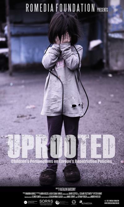 Dokumentärfilmen Uprooted av Katalin Barsony visas den 27 september. Då berättar Katalin också om sitt arbete med att med film ge romerna makt över bilden av  dem.