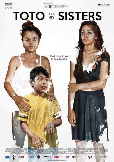 Filmen Toto and his sisters visas på Zita den 3 okt kl 14. Fri entré!