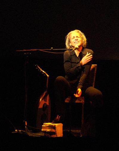 Kamilya Jubran på Södra teatern