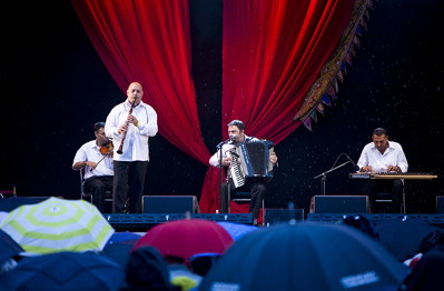 Selim Sesler på Stockholms Kulturfestival