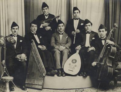 Baghdad Radio Orchestra 1938