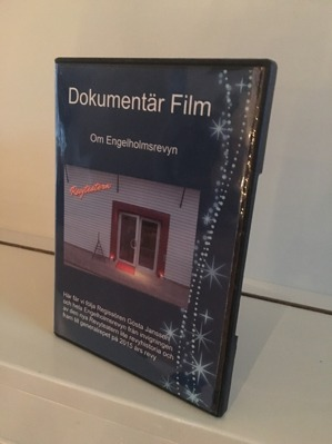 Dokumentärfilm Engelholmsrevyn 2016 - Dokumentärfilm Engelholmsrevyn 2016