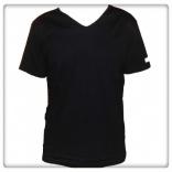 T-shirt herr v-ringad