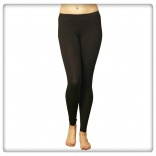 Leggings svart 44